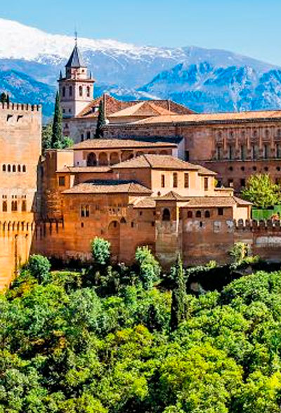 learn spanish in spain granada