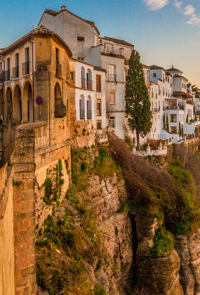 how to learn spanish in ronda