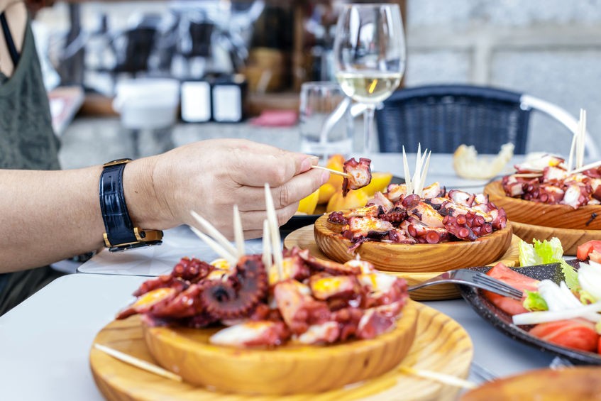 spanish courses in spain gastronomy