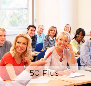 Learn spanish in spain 50 Plus