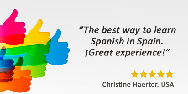 spanish lessons in spain travelling