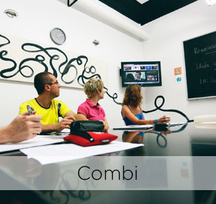 Learn spanish in spain Combi