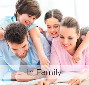 Learn spanish in spain in family