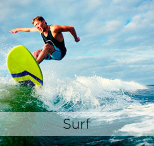 Learn spanish in spain Surf
